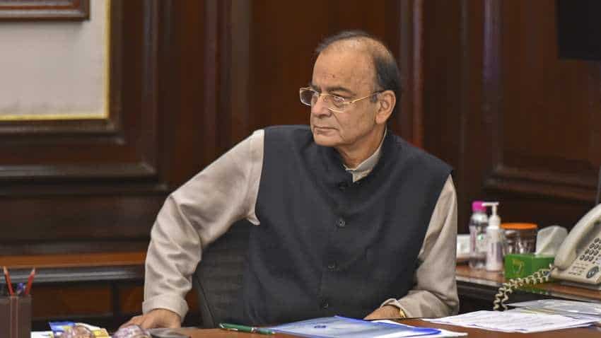 Arun Jaitley hits out at Raghuram Rajan for MSME banking crisis statement