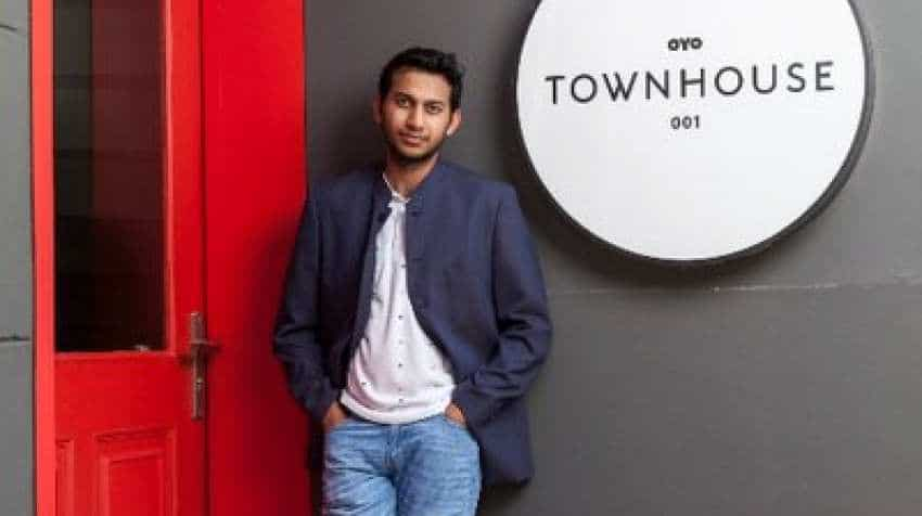 SoftBank, others hand over $1 bn to OYO chief Ritesh Agarwal