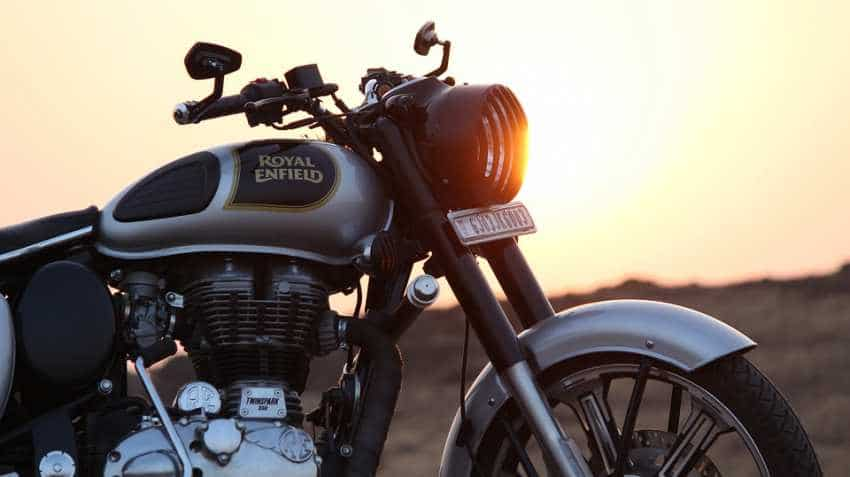 Royal Enfield hits road-bump, Parent Eicher Motors falls to new low; should you worry?