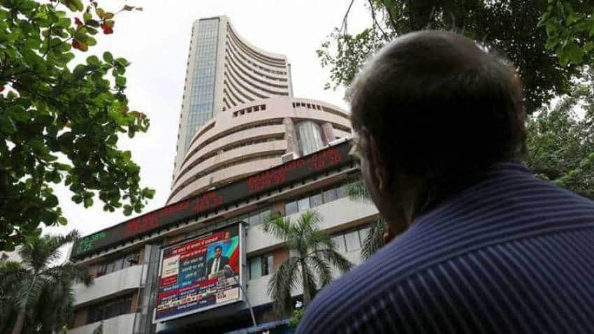 Nifty, Sensex edge lower as new import tariffs set in; financials drag