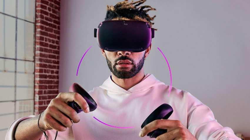 Facebook unveils new VR headset 'Oculus Quest'
