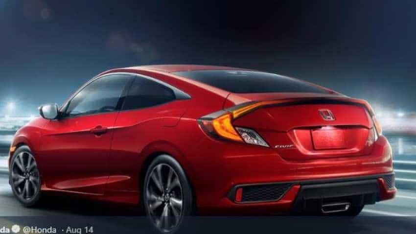 New Honda Civic >> New Honda 2019 Civic Facelift set for India drive: Price