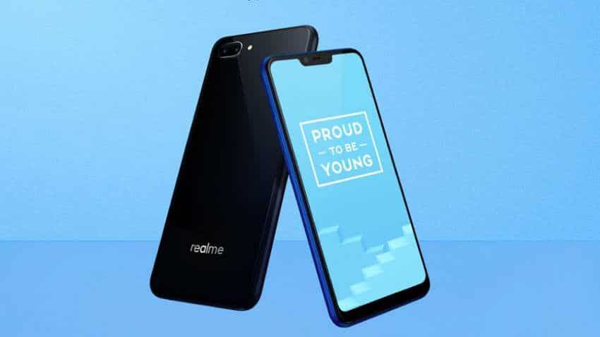 Oppo Realme C1 with notch display launched priced at Rs 6,999; set to rival Redmi 6A, Honor 7S