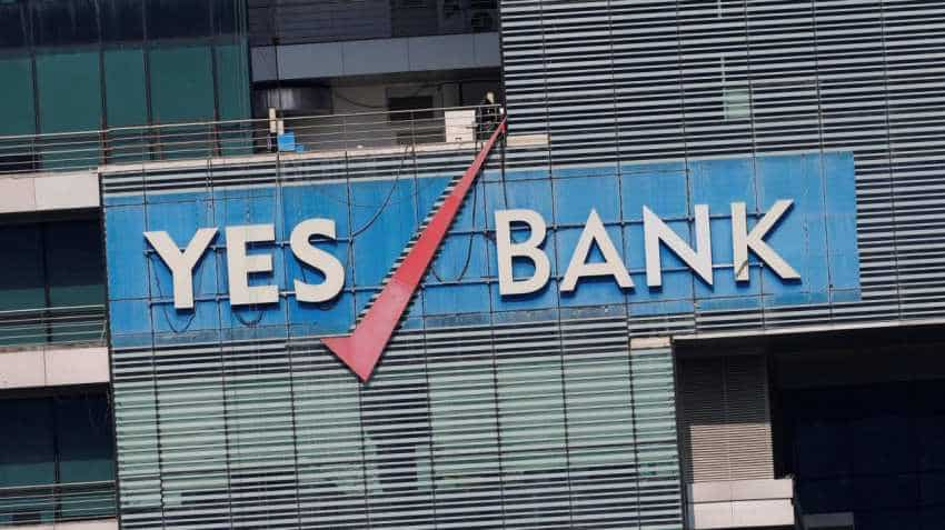 Yes Bank shares tank over 9 pc; m-cap drops by Rs 4,642 cr