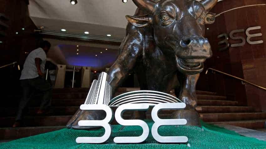 Nifty, Sensex rise as financials rebound