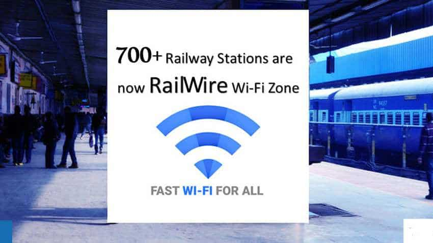 Indian Railways to provide free WiFi at all 6,000 stations in next 120 days? See what Piyush Goyal said