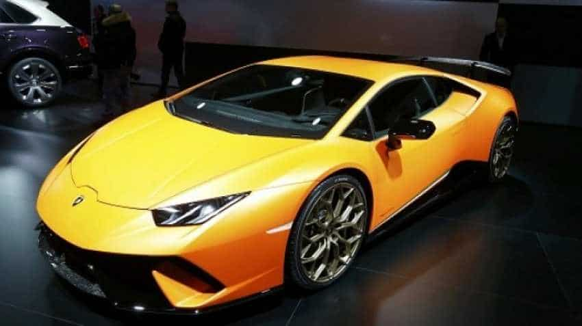 This is what Italian supercar-maker Lamborghini wants from India