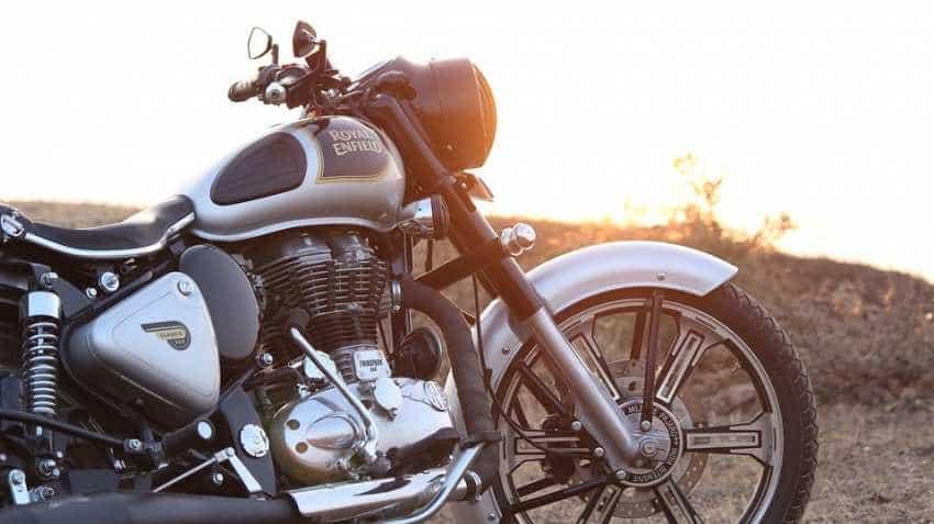 Bullet-bike maker Royal Enfield to blame as investors lose crores