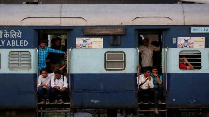 Indian Railways rolls out swanky Uthkrisht rake; Kalka Mail is first one