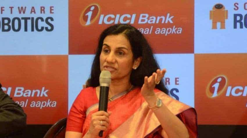 Investors happy after Chanda Kochhar quits; ICICI Bank shares jump by 6%