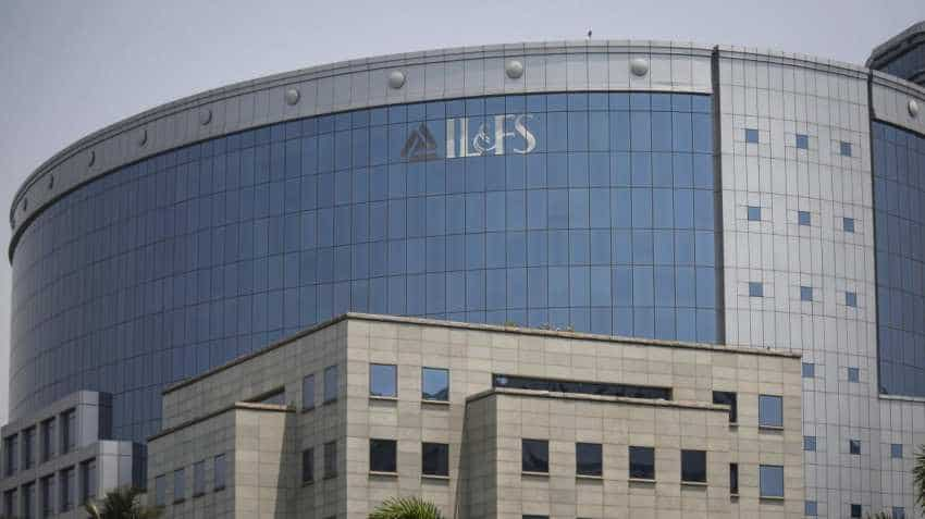 Two IL&FS group cos defy broader mkt trend; surge up to 10 pc