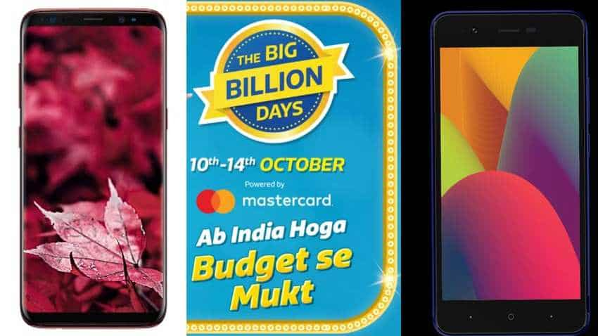 Flipkart sale: Rs 20,000 discount on Samsung Galaxy S8, Panasonic P91 priced at just Rs 2,990