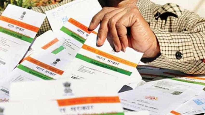 Service providers can use offline verification modes of Aadhaar: UIDAI