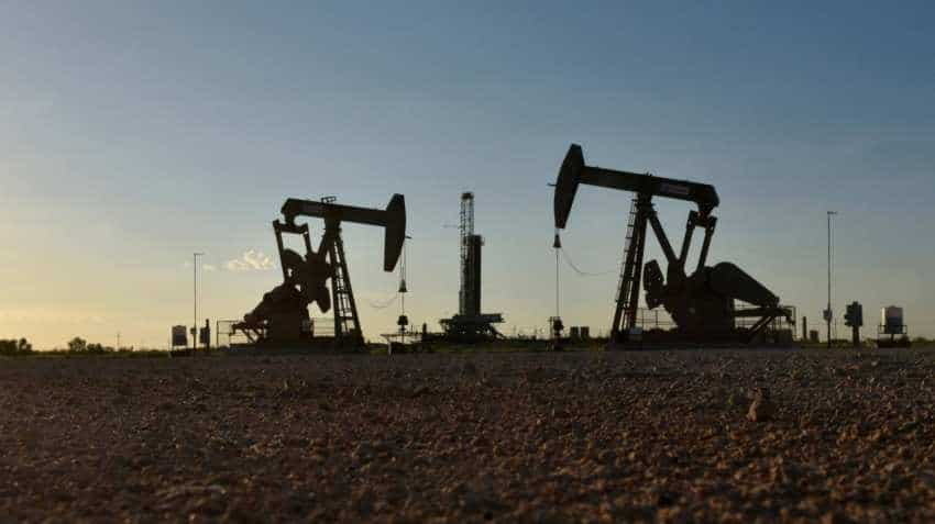 Oil drops as U.S. considers granting some waivers on Iran crude sanctions