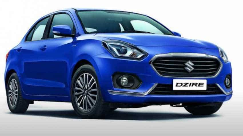 New Maruti Suzuki Dzire achieves fastest 3-lakh unit sales mark in history; here are details