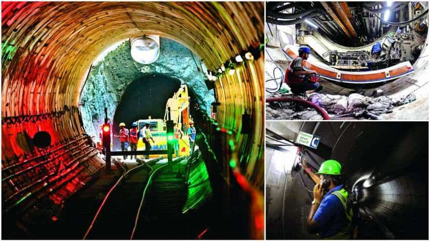 Mumbai's new lifeline! How massive Metro rail project is coming up in the 'maximum city'