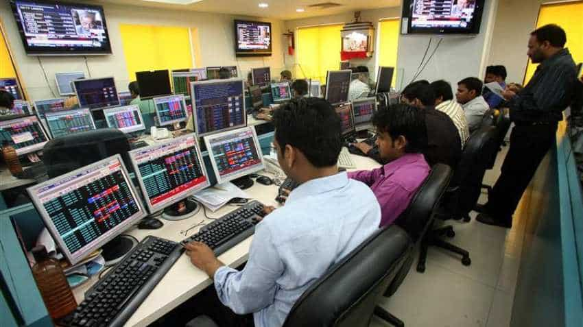 Sensex opens 55 pc higher today after massive fall in previous session