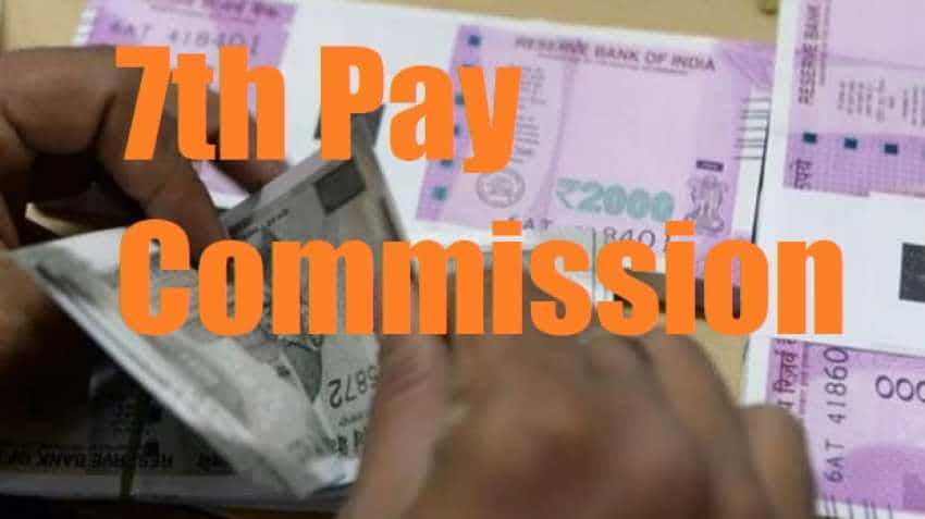 7th Pay Commission: In big pre Diwali gift, pay of government