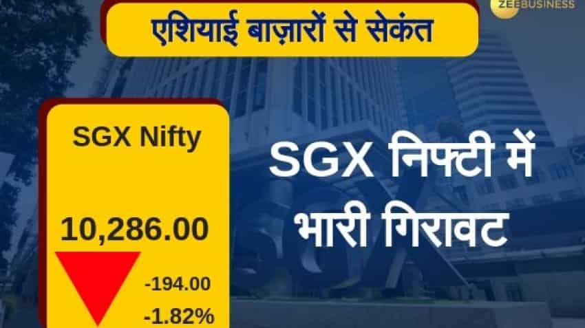 Sensex, Nifty crash: From US Fed, Donald Trump, IMF to trade war, check 10 power points