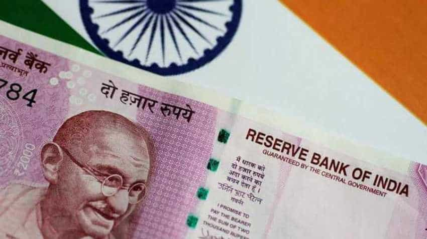 Indian Rupee rises from record low, recovers 23 paise against US dollar