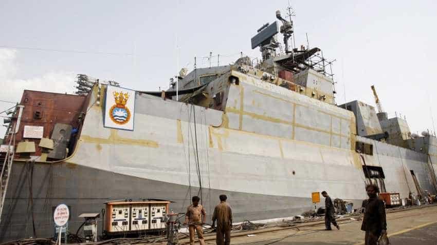 Big setback for Garden Reach Shipbuilders as stock markets spoil debut