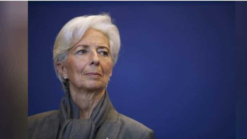 IMF chief Christine Lagarde warns against trade, currency wars, urges fix to global rules