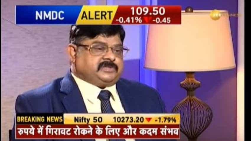 NMDC's steel plant has a target of producing 3MT steel: Baijendra Kumar