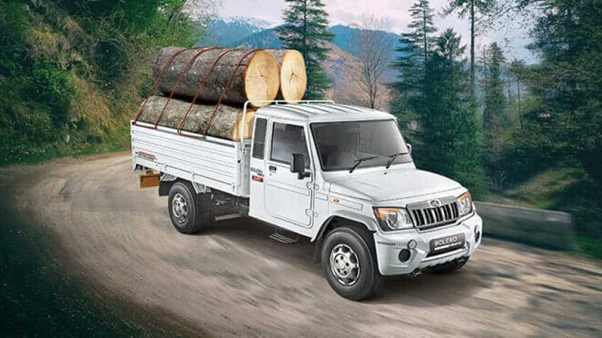 Mahindra launches upgraded Bolero Pik-Up priced at Rs 6.7 lakh