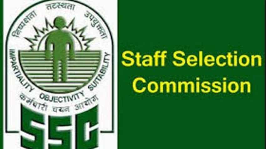 SSC Recruitment 2018: Staff Selection Commission opens window for corrections; check ssc.nic.in