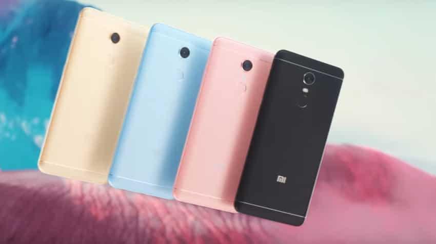 Flipkart's Big Billion Days sale: You can get Xiaomi Redmi 6, Redmi Note 5 Pro at massive discounts; here's how