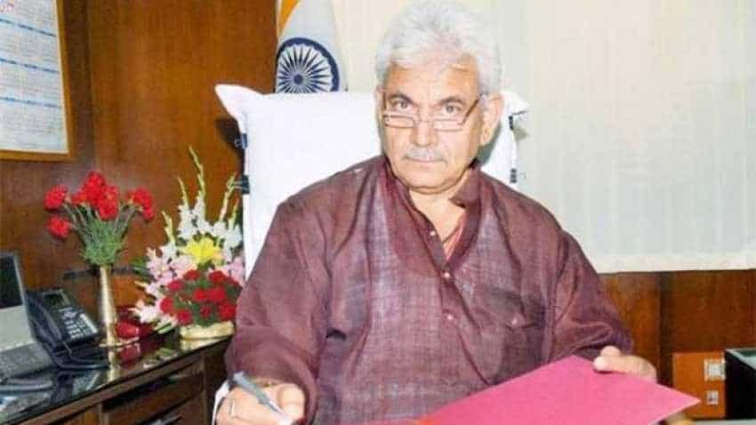 Bharat Net: Telecom Minister Manoj Sinha says project will be completed by March 2019