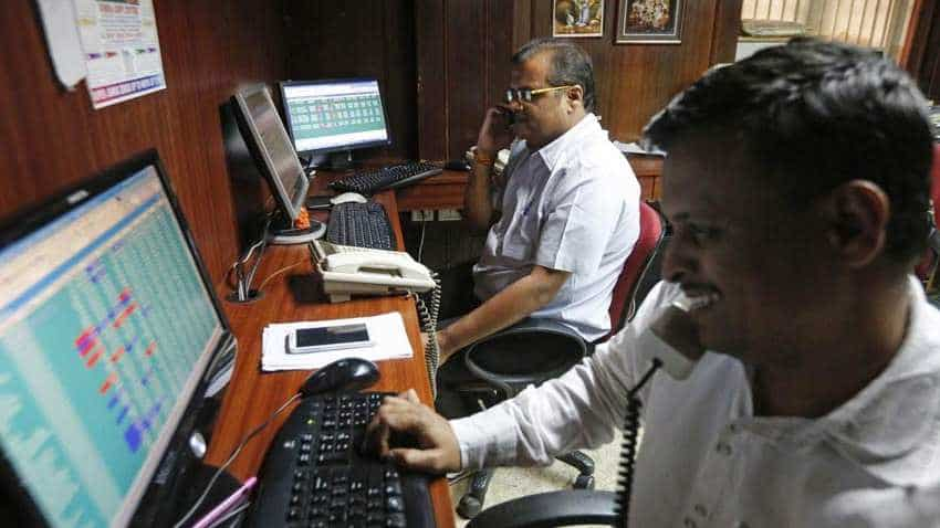 Sensex, Nifty Live: Sensex closes at 297.38 points; Nifty at 72.25 points