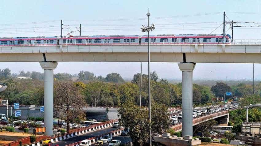 Delhi Metro Pink Line's Trilokpuri-Shiv Vihar section to open