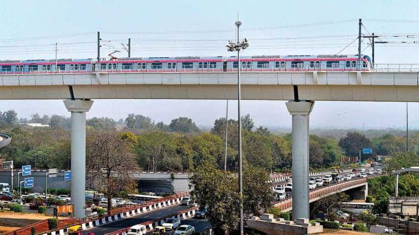 Delhi Metro Pink Line's Trilokpuri-Shiv Vihar section to open
