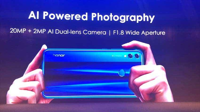 Honor 8X launched in India: Check price, specifications, sale date, other details here