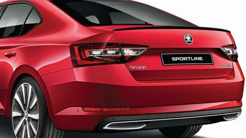 Skoda Superb  Sportsline priced at Rs 28.99 lakh launched in India; check specs and features