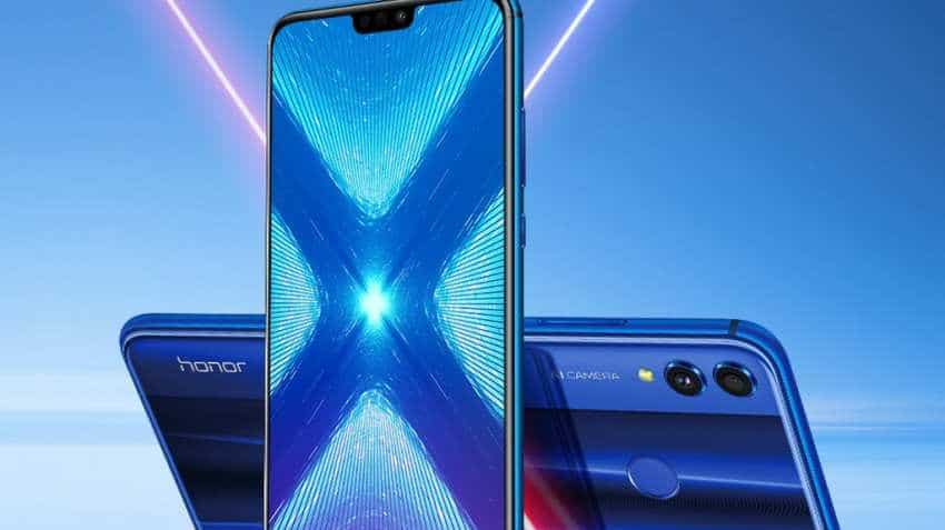 Made in India Honor 8X to hit  retail market by Oct-end: Huawei