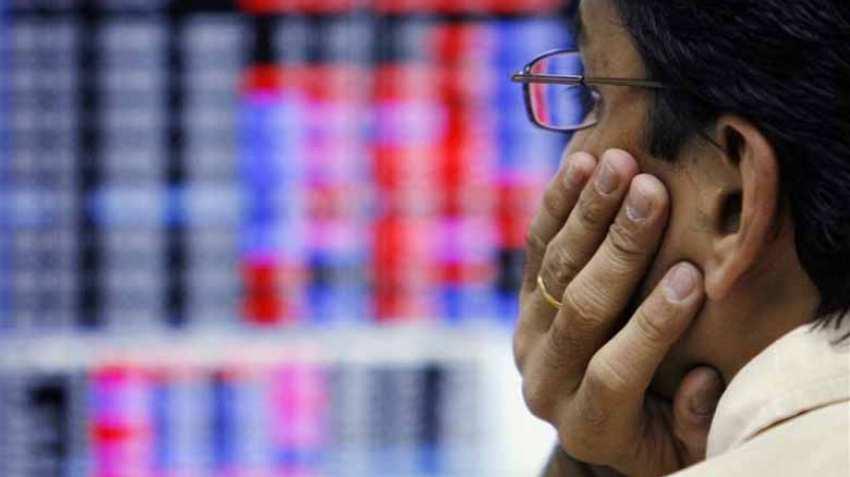 Sensex falls 75 points as investors cream off gains