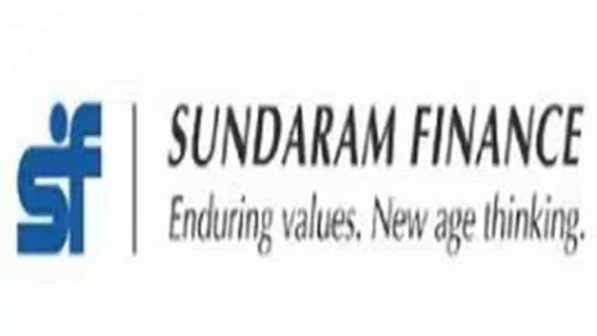 Sundaram Finance to revise interest rates from October 19