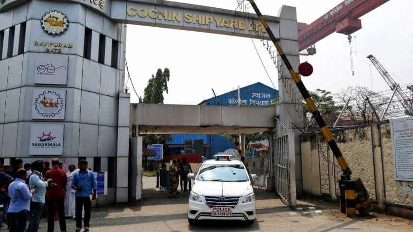 Cochin Shipyard set to get Mumbai Port boost, service around 100 more ships each year