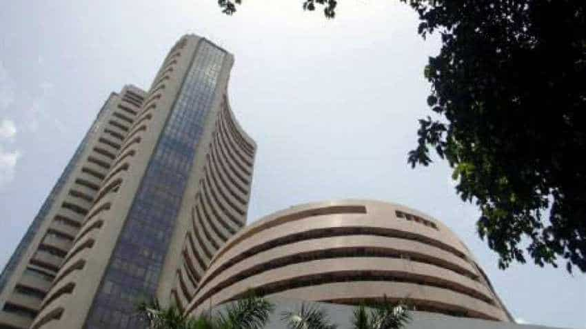 Sensex plunges 464 pts on liquidity concerns; Reliance Industries, NBFCs drag