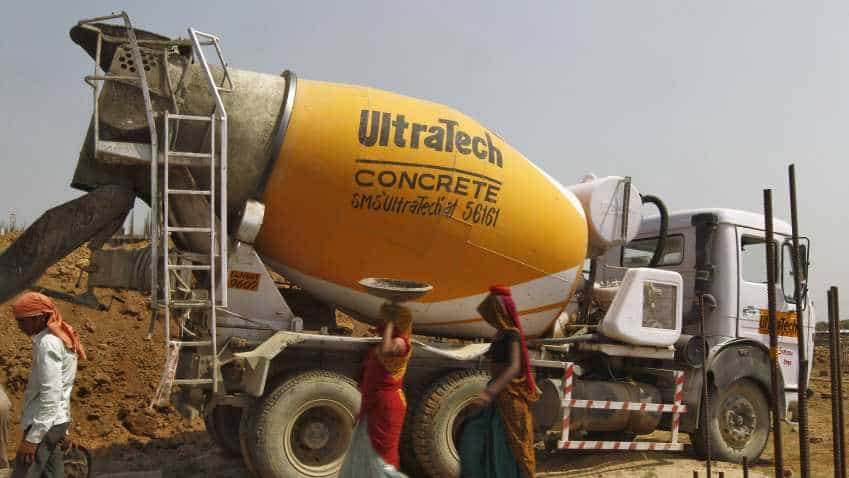 UltraTech Q2 profit down 11.3% to Rs 375.74 cr