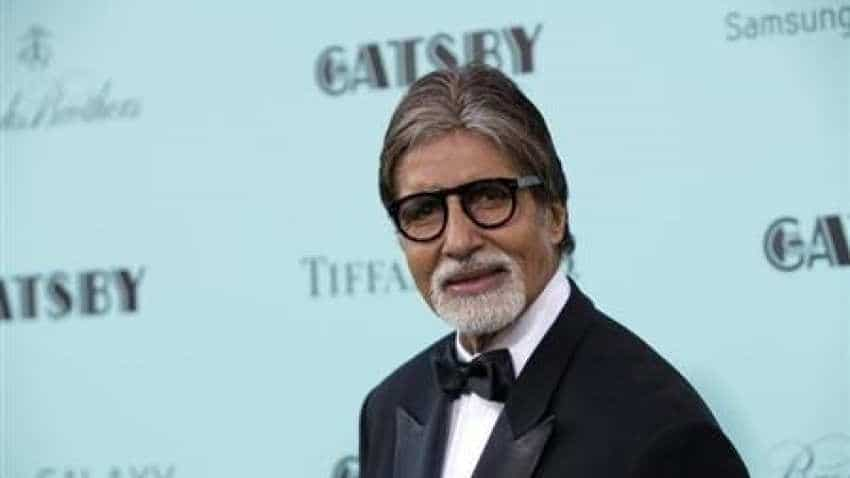 Amitabh Bachchan to pay off loans of over 850 UP farmers