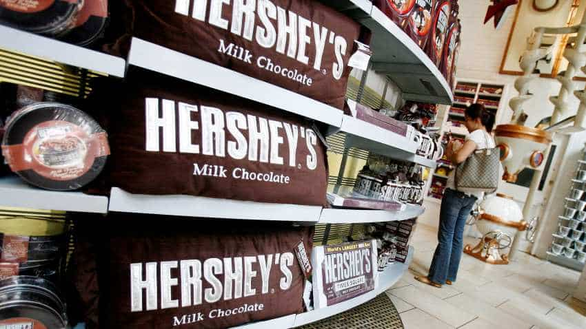 Hershey keen to export in much bigger way from India, but there is a catch