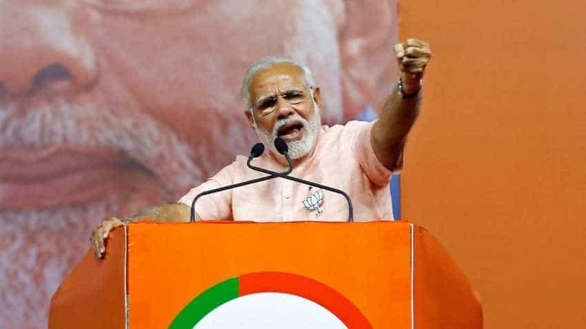 Handicrafts were source of inspiration during freedom struggle: Modi