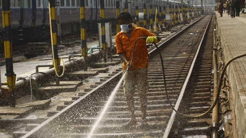 Indian Railways 'safaiwalas' go through name change exercise