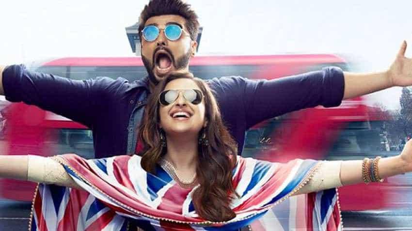 Namaste England Box Office collection: Arjun Kapoor, Parineeti Chopra starrer earned just Rs 6.55 cr