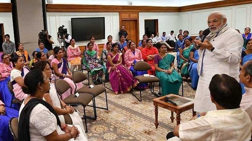 Asha Facilitator Salary 2018 hiked! Modi cabinet's Diwali