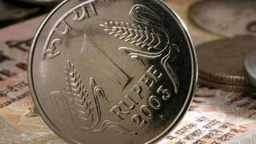 Rupee jumps 41 paise to 3-week high of 73.16 against dollar as crude falls
