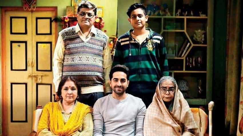 Badhaai Ho box office collection: Ayushmann Khurranna movie clocks Rs 56.85 cr; outlook bright